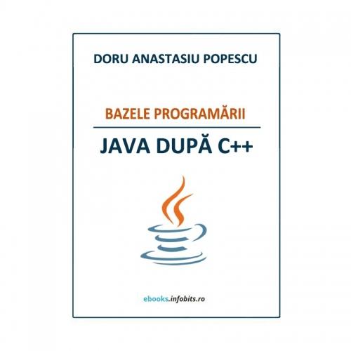 Bazele programarii - Java dupa C++
