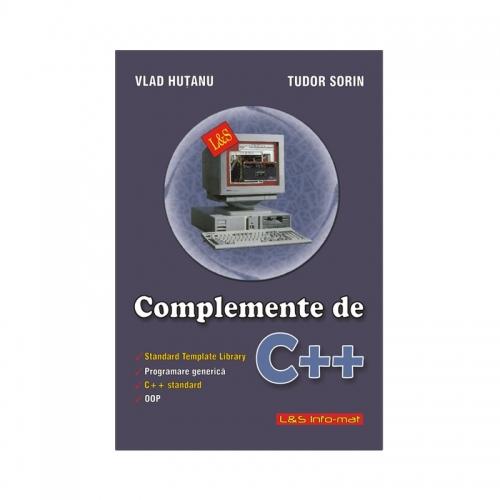 Complemente de C++ (STL, OOP, programare generica)